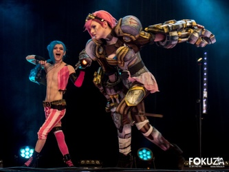 Mang'Anîmes - Concours Cosplay