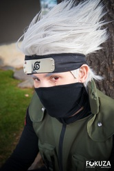 Salem Cosplay - Incarnation de Kakashi