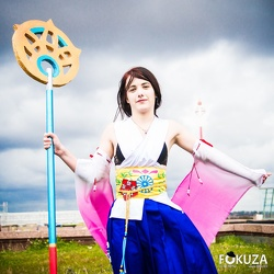 Yuna - Final Fantasy - Corum
