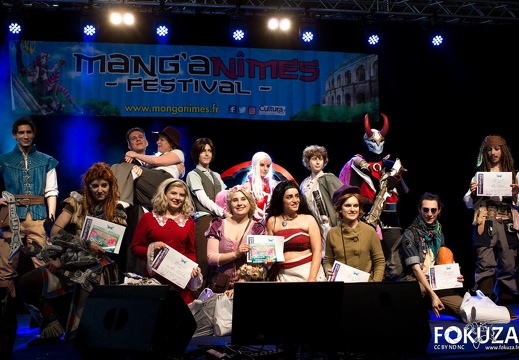 Concours Cosplay - Dimanche
